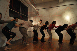 2月9日(金)同日開催! ワークショップ&トーク「心と身体の学級」/ダンスパフォーマンス「うみを越えたトリックスター」