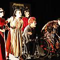 【終了しました】12/14 第1回 障害のある人・ない人が共に演劇を体験するワークショップ