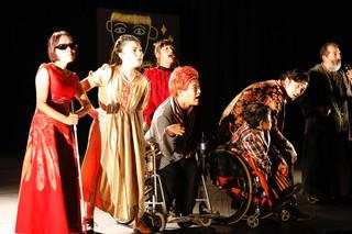 【12月14日(土) 第1回開催】障害のある人・ない人が共に演劇を体験するワークショップ